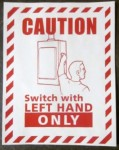 Electrical-Safety-Sticker