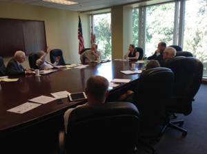Deputy Secretary Karla Nemeth listens to concerns from Ag on BDCP
