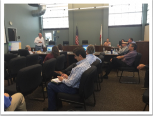 Recent TAC Meeting discussing Feasibility Study for Temperance Flat